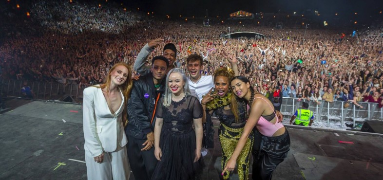 Vera Blue at Splendour – Not Once, Twice, but Three Times.