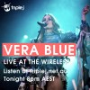 Vera Blue Splendour Set on triple j